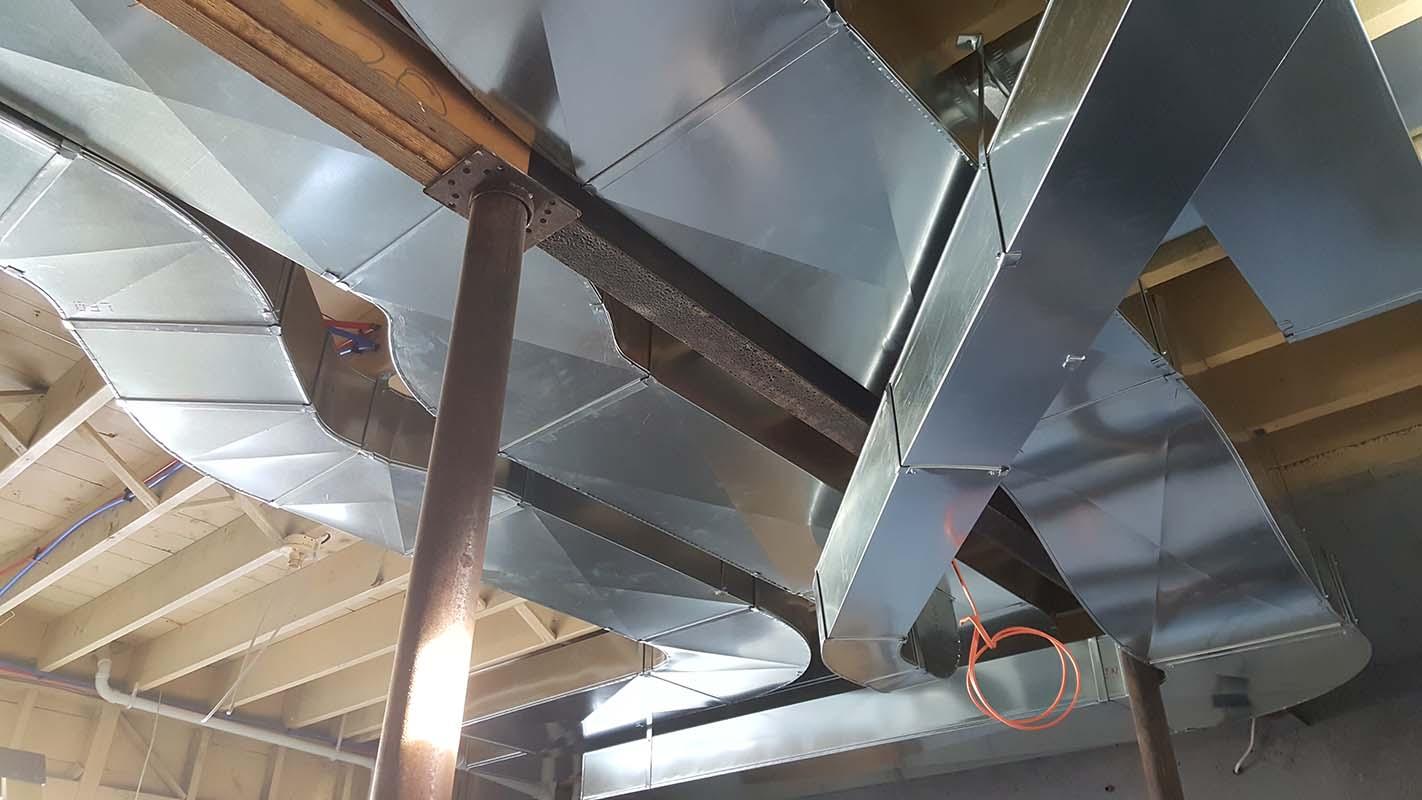 custom metal fabrication, hvac metal fabrication